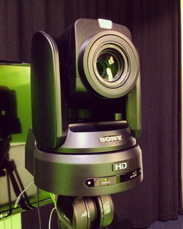 Sony BRC-H800 HD camera