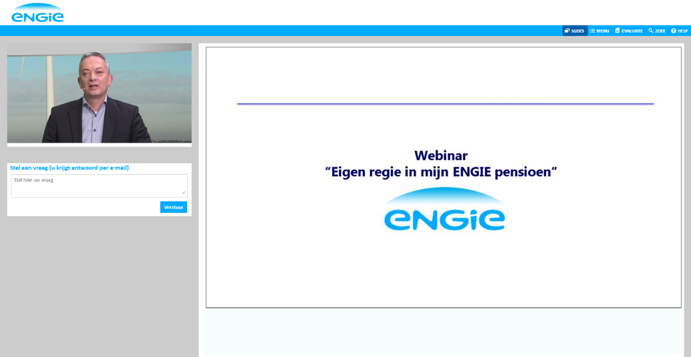 Image ENGIE webcast