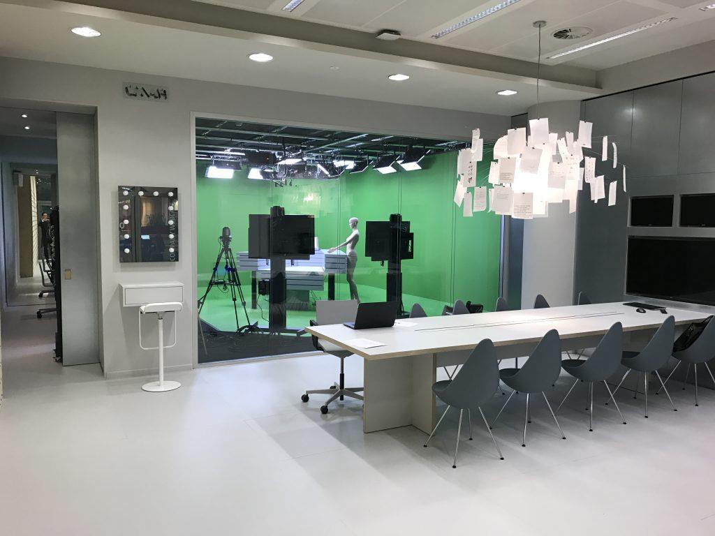 webinar studio in Belgium